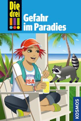 Die drei !!!, 75, Tatort Hollywood 2: Gefahr im Paradies (drei Ausrufezeichen)
