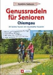 Genussradeln für Senioren im Chiemgau Cover