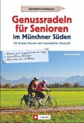 Genussradeln für Senioren Münchner Süden Cover