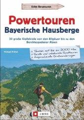 Powertouren Bayerische Hausberge Cover