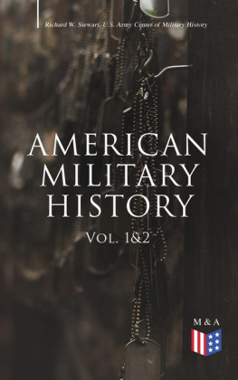 American Military History (Vol. 1&2)