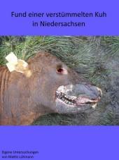 Fund einer verstümmelten Kuh in Niedersachsen