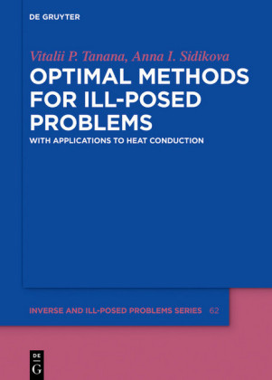 Optimal Methods for Ill-Posed Problems