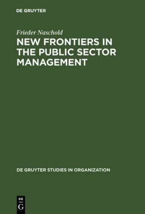 New Frontiers in the Public Sector Management