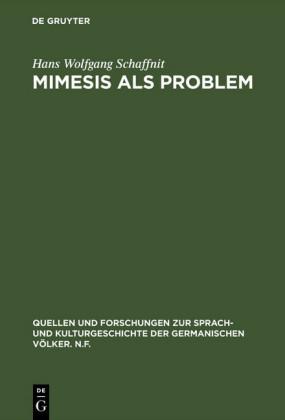 Mimesis als Problem