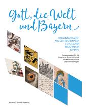 Gott, die Welt und Bayern Cover