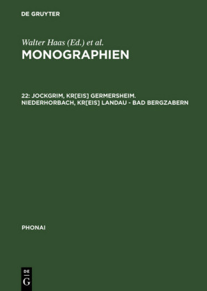 Jockgrim, Kr[eis] Germersheim. Niederhorbach, Kr[eis] Landau - Bad Bergzabern