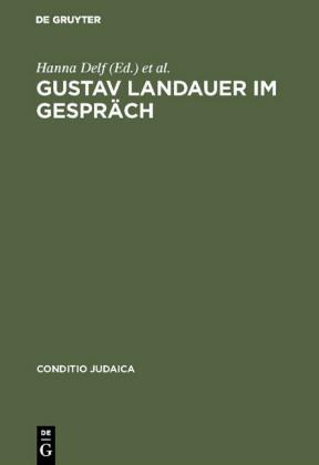 Gustav Landauer im Gespräch
