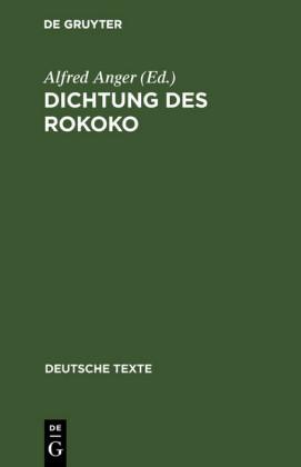 Dichtung des Rokoko