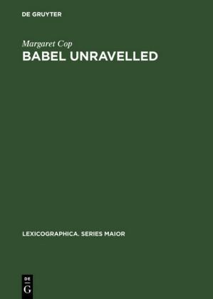 Babel unravelled