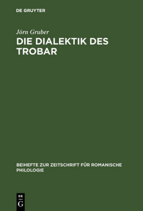 Die Dialektik des Trobar