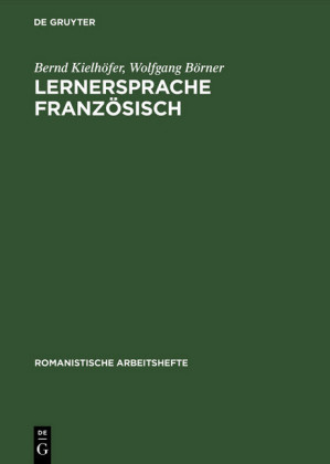 Lernersprache Französisch