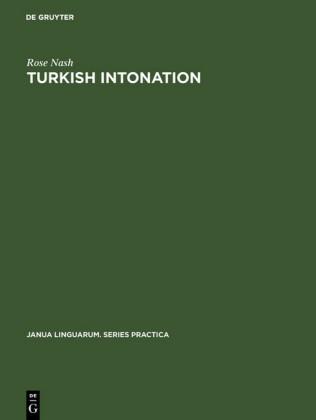 Turkish Intonation
