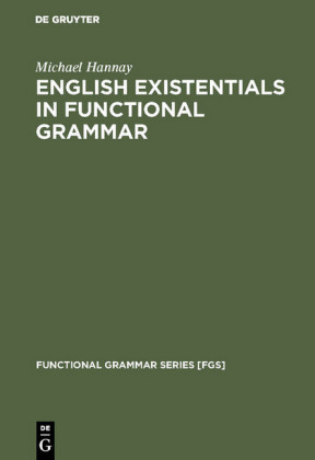 English existentials in functional grammar