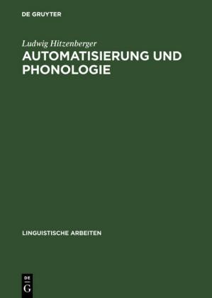 Automatisierung und Phonologie