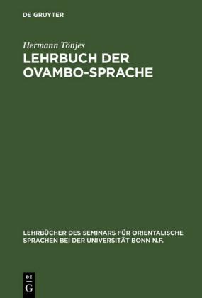 Lehrbuch der Ovambo-Sprache