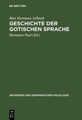 Geschichte der gotischen Sprache
