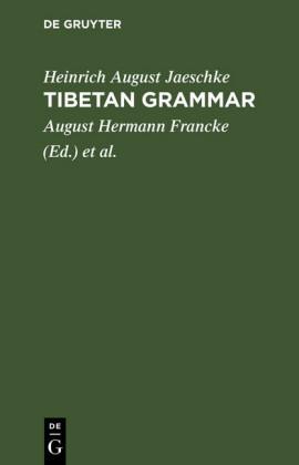 Tibetan grammar