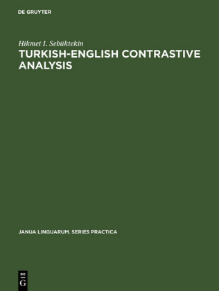 Turkish-English contrastive analysis
