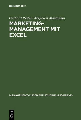 Marketing-Management mit EXCEL