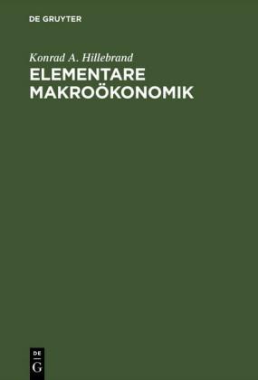 Elementare Makroökonomik