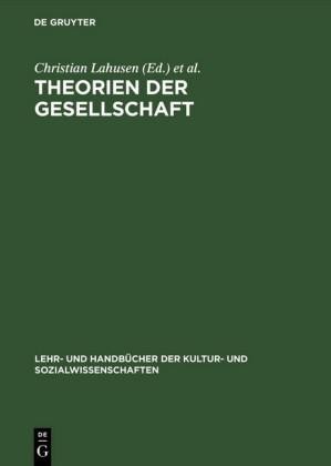 Theorien der Gesellschaft