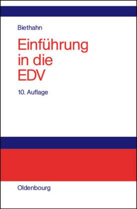 Einführung in die EDV für Wirtschaftswissenschaftler