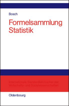 Formelsammlung Statistik