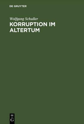 Korruption im Altertum