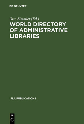 World directory of administrative libraries