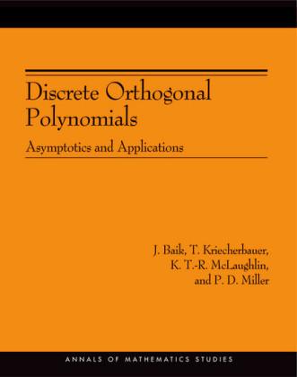 Discrete Orthogonal Polynomials. (AM-164)