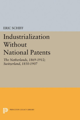 Industrialization Without National Patents