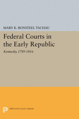Federal Courts in the Early Republic