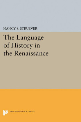 The Language of History in the Renaissance