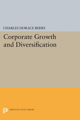 Corporate Growth and Diversification