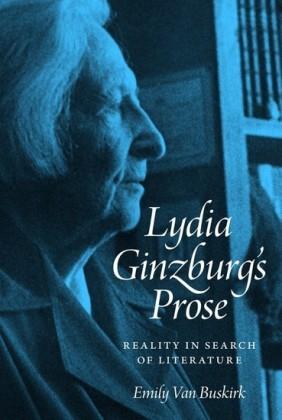 Lydia Ginzburg's Prose