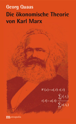 Die ökonomische Theorie von Karl Marx