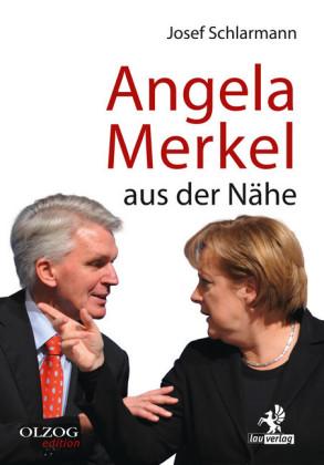 Angela Merkel aus der Nähe