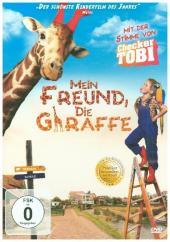 Mein Freund, die Giraffe, 1 DVD Cover