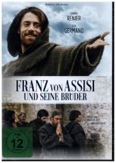 Franz von Assisi uns seine Brüder, 1 DVD Cover