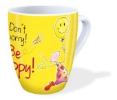 Oups Tasse - Don t worry! Be happy! Cover