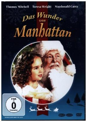 Das Wunder von Manhattan, 1 DVD