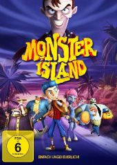 Monster Island, 1 DVD Cover