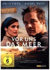 Vor uns das Meer, 1 DVD Cover