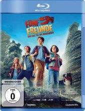 Fünf Freunde und das Tal der Dinosaurier, 1 Blu-ray Cover