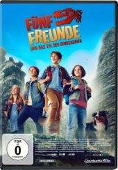 Fünf Freunde und das Tal der Dinosaurier, 1 DVD Cover