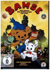 Bamse - Der liebste und stärkste Bär der Welt, 1 DVD Cover