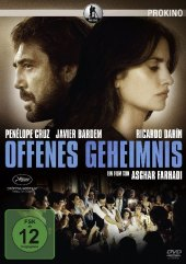 Offenes Geheimnis, 1 DVD Cover