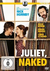 Juliet, Naked, 1 DVD Cover