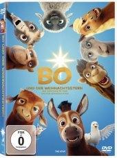 Bo und der Weihnachtsstern, 1 DVD Cover